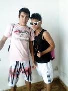 Moderador e Leandro