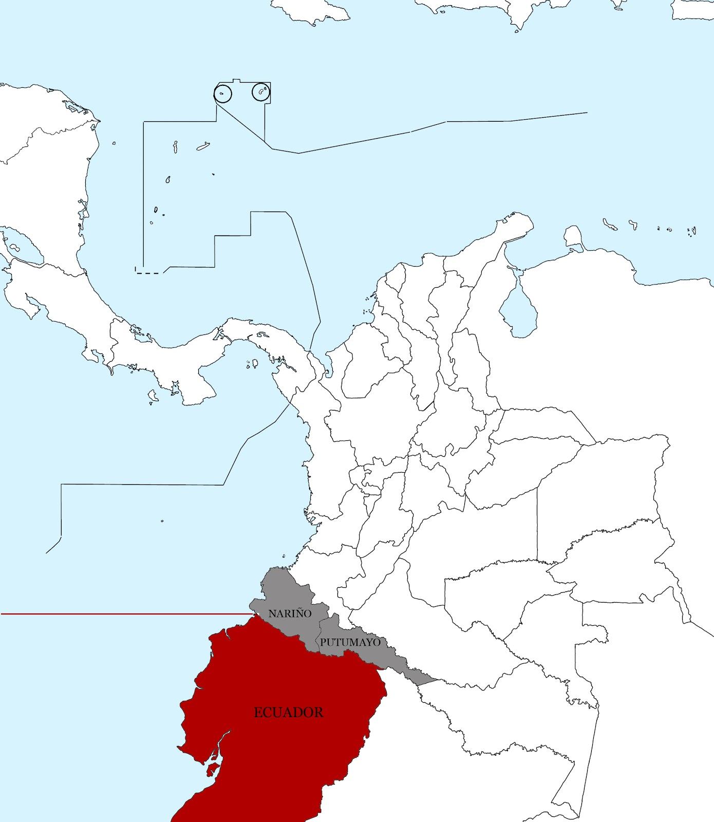 Revista La Timonera: FRONTERAS MARÍTIMAS Y TERRESTRES DE COLOMBIA.