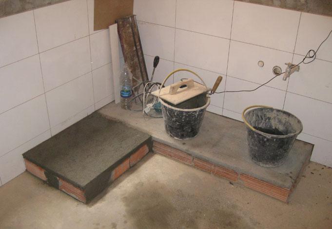 Reforma reforma O soco! # Como Fazer Pia De Banheiro De Alvenaria