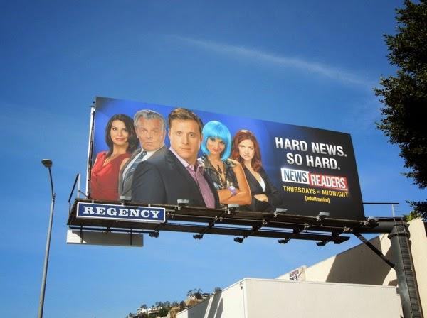 Newsreaders season 2 billboard
