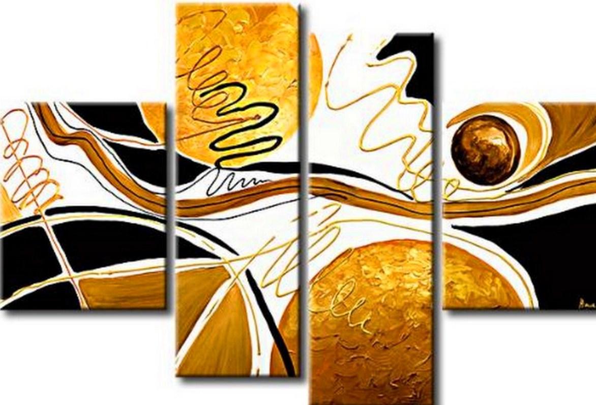 Im genes arte pinturas arte moderno f cil de pintar - Cuadros abstractos minimalistas ...