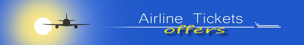 Airline Tickets - Offers