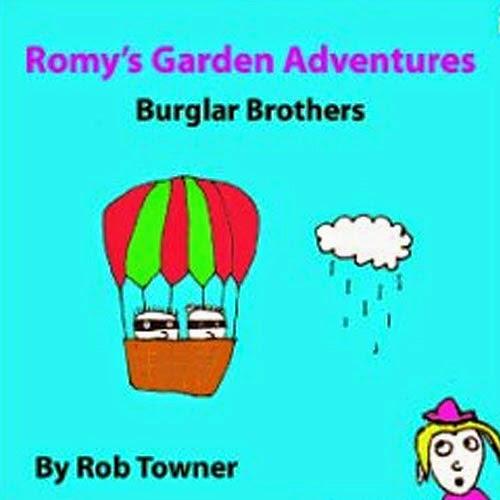 Romy's Garden Adventures: Burglar Brothers
