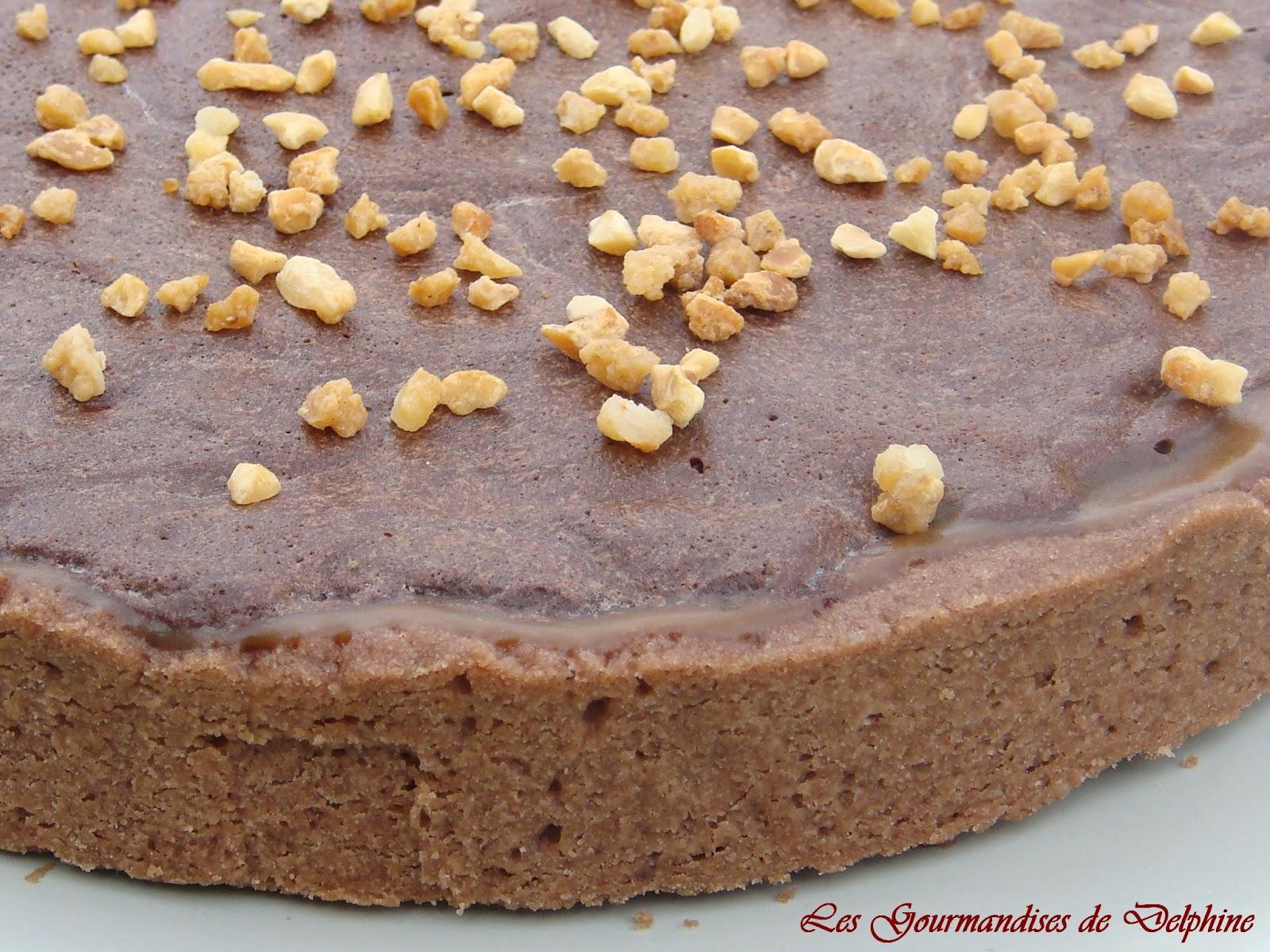 caramel chocolat tarte mousse au chocolat. Black Bedroom Furniture Sets. Home Design Ideas