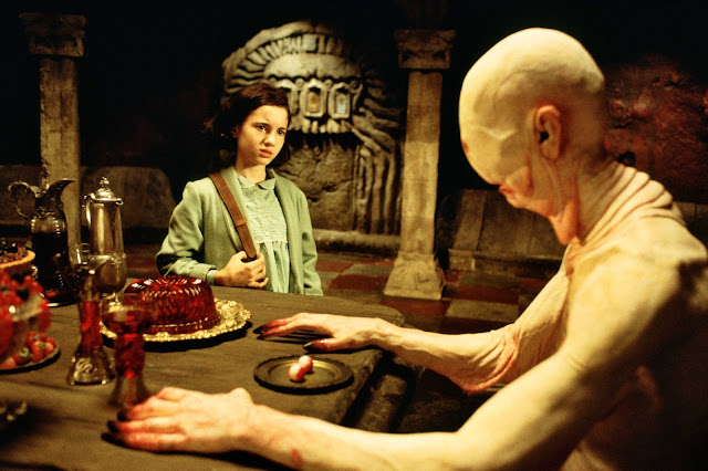 Pan's Labyrinth, 5 stars,movies review