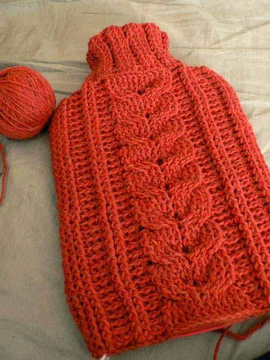 explication torsade au crochet