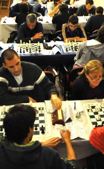Ajedrez en Uruguay: torneos y actividades