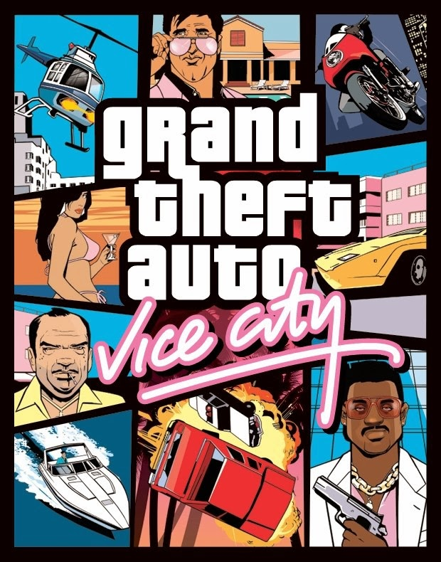 GTA Vice City - Grand Theft Auto Vice City Full Tek Link