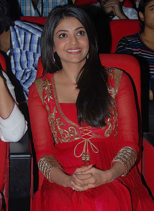 kajal agarwal at businessman audio launch, kajal new latest photos