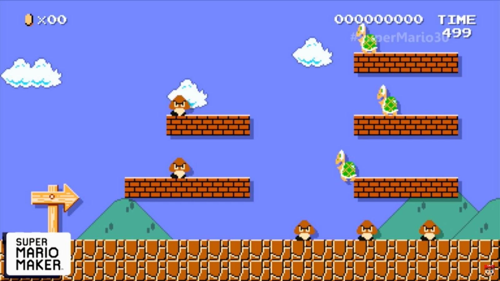 Squishy Super Mario Maker 1 : Game Drop Zone: E3 2015 - Nintendo Press Conference Roundup