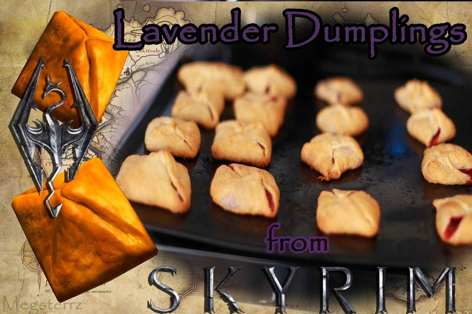 you have entered channel 1337 eats skyrim lavender dumpling recipe