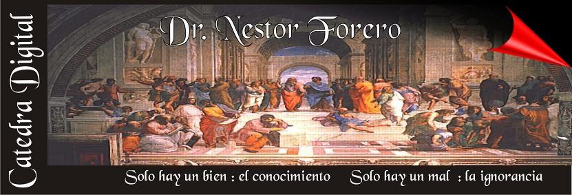 CATEDRA DIGITAL DR. NESTOR FORERO