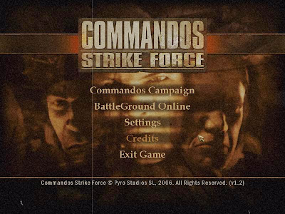 Download Commando Strike Force Game For PC