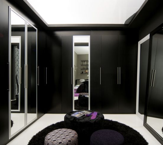 DECORACION Y DISEÑO DE WALK IN CLOSET