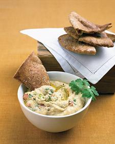 Spiced-Up Hummus Recipe