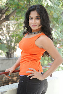 Actress Vrushali Latest  Picture Gallery in Jeans  29.jpg