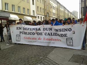 Manifa - Sindicato estudantes