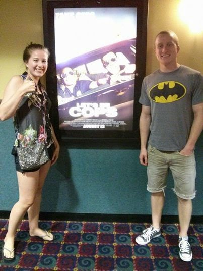 Advanced Screening of Let's Be Cops