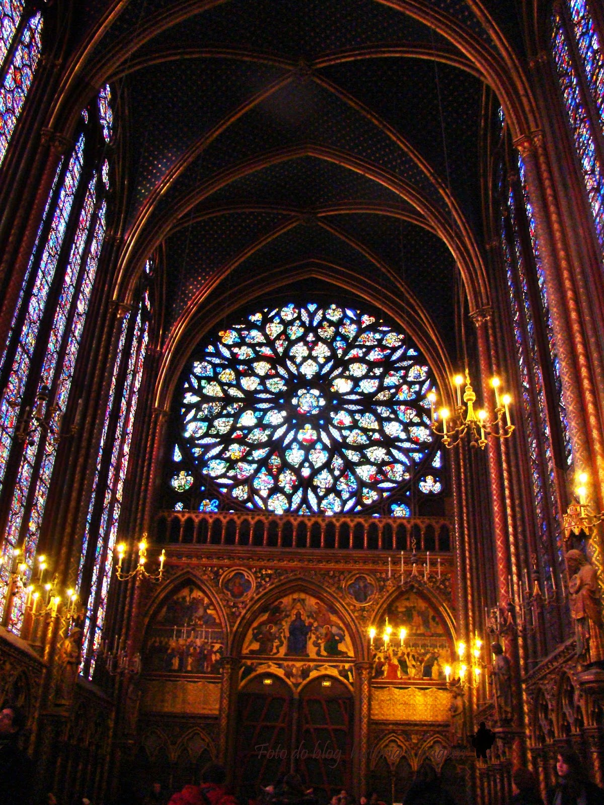 Saint Chapelle - Paris