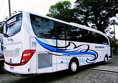 bas pelancongan untuk sewa surabaya