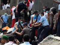 Nama Korban Pesawat Hercules Jatuh di Medan Awak & Warga Sipil