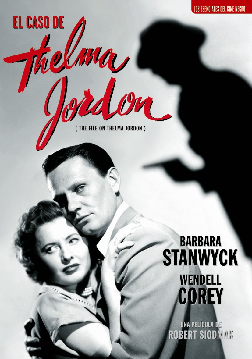 El Caso De Thelma Jordon | 1950 | The File on Thelma Jordon