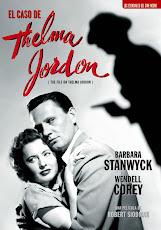 El caso de Thelma Jordon (1950) Descargar y ver Online Gratis