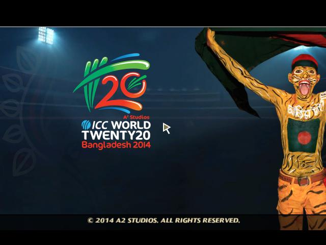 ICC T20 World Cup 2014 Patch by A2 Studios