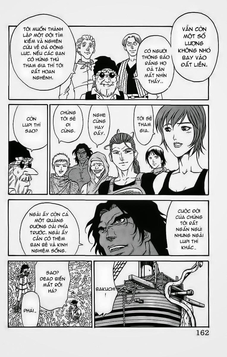 Vua Trên Biển – Coco Full Ahead chap 257 Trang 13 - Mangak.info