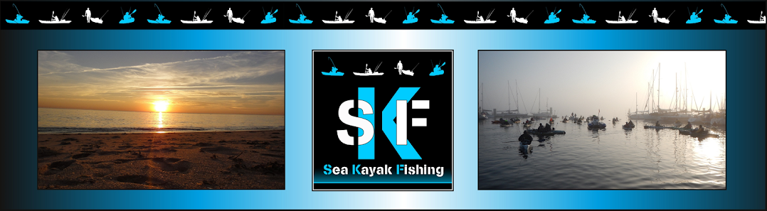 Sea Kayak Fishing - pêche en kayak