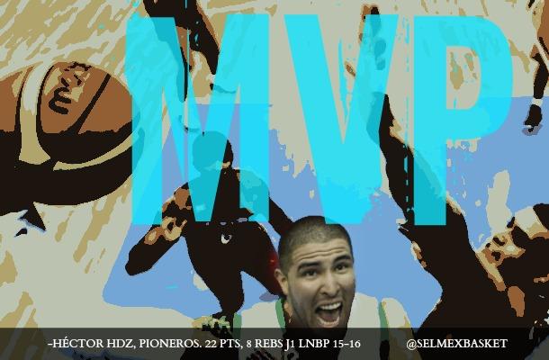 LNBP basketball México