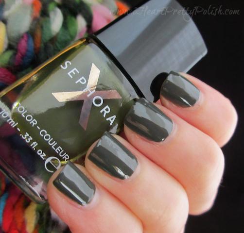 Sephora X Campy Nail Polish