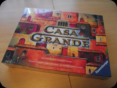 Casa Grande Box