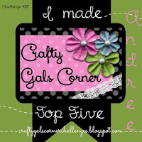 Crafty Gals Corner Top 5