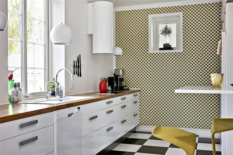 Electrodomesticos blancos decoraci n for Cocina blanca electrodomesticos blancos