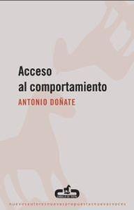"""La segunda novela de Antonio Doñate, """"Acceso al comportamiento"""" (Caballo de Troya)"""