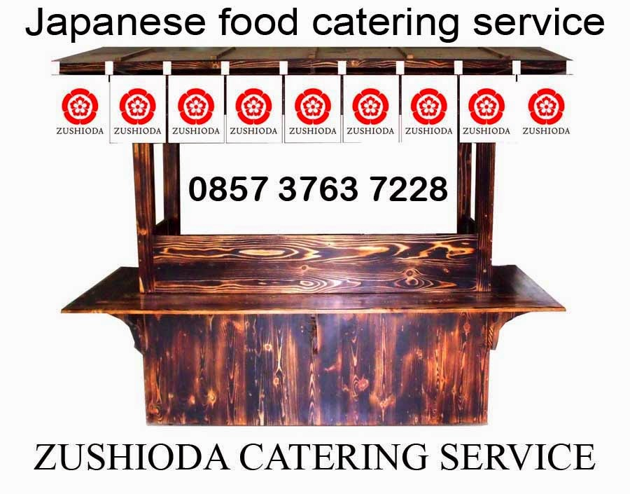 SUSHI BOOTH CATERING SERVICE