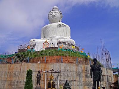 El Gran Buda de Phuket