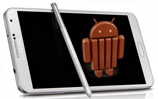 Samsung-galaxy-note3-Exynos-5-Octa-powered-gets-android-4.4-kitkat