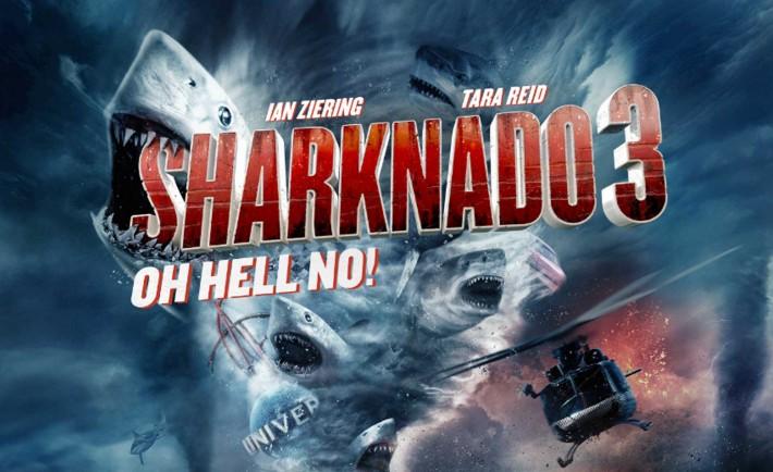MOVIES: Sharknado 3 - Reviews