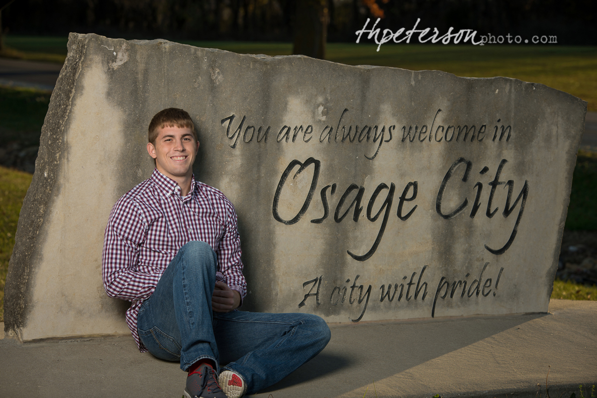 interview ryan haskins 2016 osage city high grad osage t h p where do you see yourself in 10 years ryan teaching and coaching sports at a small town i really enjoy being around elementary kids