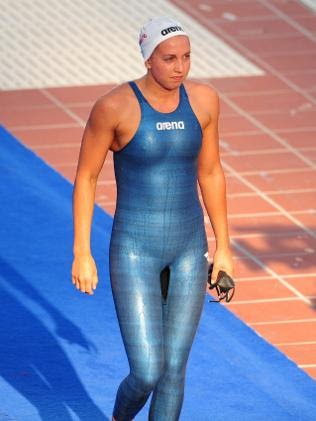 Swim Fast Why Fina Banned Suits