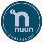 I am a Nuun Ambassador!
