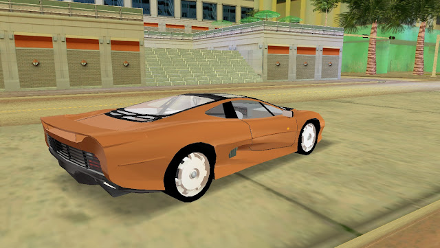 Jaguar XJ 220 GTA Vice City
