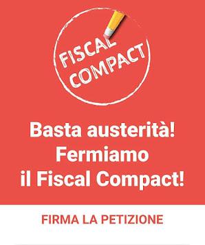Stop Fiscal Compact! Firma la petizione