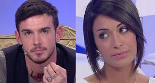 Lucas Peracchi e Fabiola Cimminella