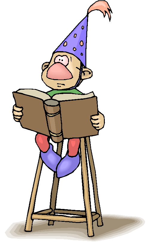 Read a Book Free Clipart