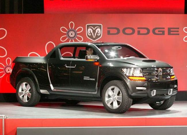 2016 Dodge Rampage Truck Release Date | Car Release and Price