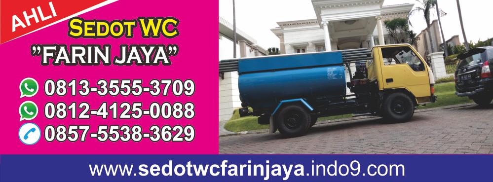 Sedot WC Farin Jaya