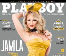 Jamila Playboy México Setembro 2015